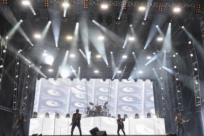 Οι Scorpions επί το έργον
