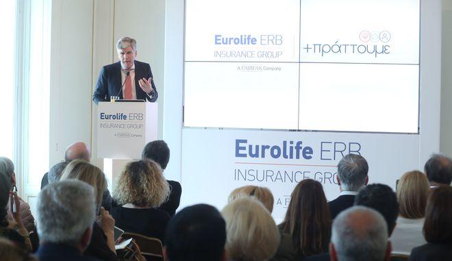Eurolife ERB: Άγγιξαν τα 200 εκατ. ευρώ τα κέρδη το 2018