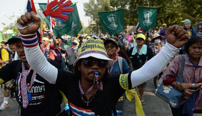 Αιματηρές διαδηλώσεις στην Ταΐλάνδη