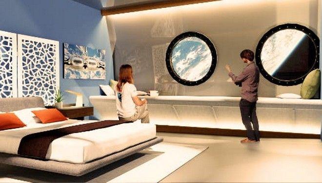 Το διαστημικό ξενοδοχείο Voyager Station