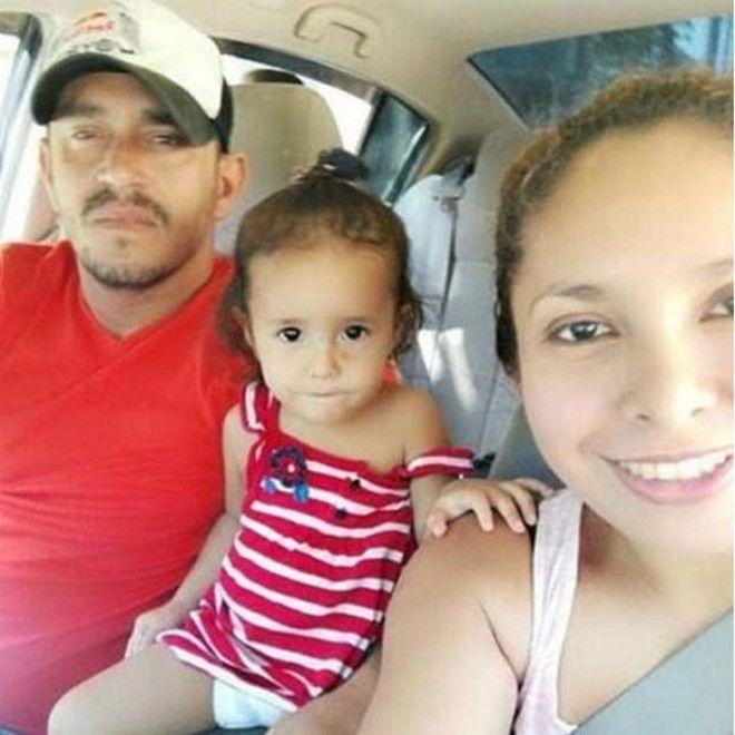 Η πραγματική ιστορία πίσω από το κοριτσάκι - σύμβολο του χωρισμού οικογενειών μεταναστών