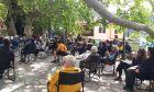 Η λαϊκή συνέλευση του χωριού