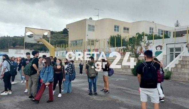 Σεισμός στην Κρήτη: Aισθητός σε Κύπρο και Αίγυπτο - Σε εφαρμογή το σχέδιο