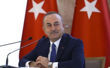 Ο ΥΠΕΞ της Τουρκίας Μεβλούτ Τσαβούσογλου