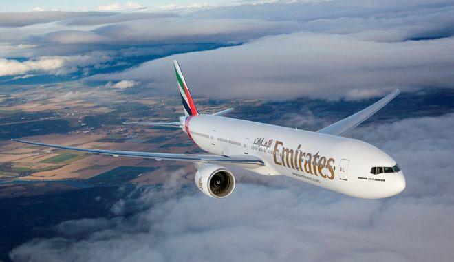 Emirates: Ανοίγει τις απευθείας πτήσεις Αθήνα - Νέα Υόρκη