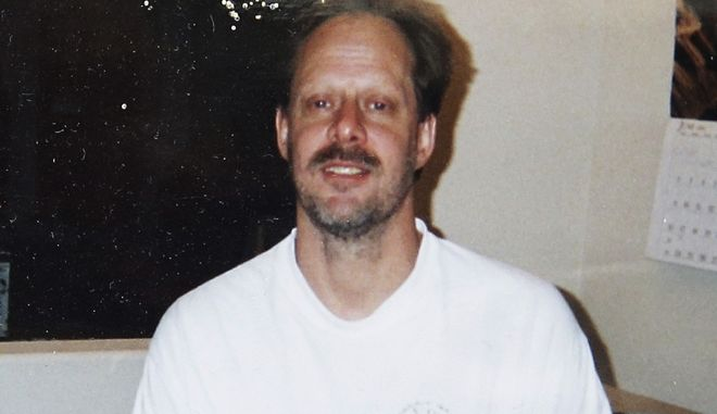 FILE - This undated file photo provided by Eric Paddock shows his brother, Las Vegas gunman Stephen Paddock. Months after Facebook and Google announced major efforts to curb the spread of false stories masquerading as news, its still cropping up, most recently in the wake of the Las Vegas mass shooting. Turns out its not so easy to re-engineer social media systems geared to maximize engagement over accuracy, especially when trolls and pranksters are scheming to evade those controls. (Courtesy of Eric Paddock via AP, File)
