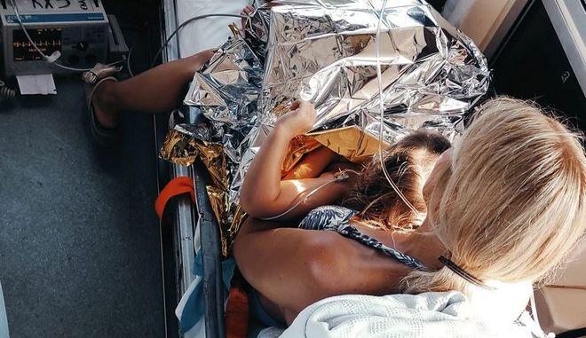 Χαλκιδική: Επανέφεραν στη ζωή 3χρονο κοριτσάκι που βρέθηκε να επιπλέει σε πισίνα