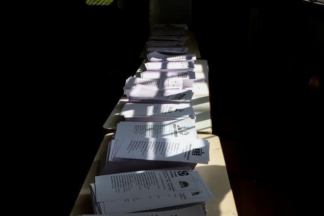 Επαναληπτικές εκλογές στο 33ο εκλογικό τμήμα Εξαρχείων, Κυριακή 14 Ιουλίου 2019.