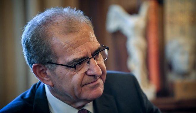 Ο Υφυπουργός εξωτερικών αρμόδιος για θέματα απόδημου Ελληνισμού Αντώνης Διαματάρης