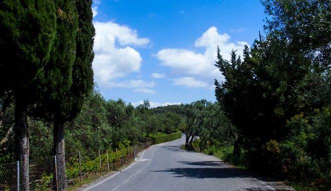 Ανοιξιάτικο στιγμιότυπο από την Κέρκυρα