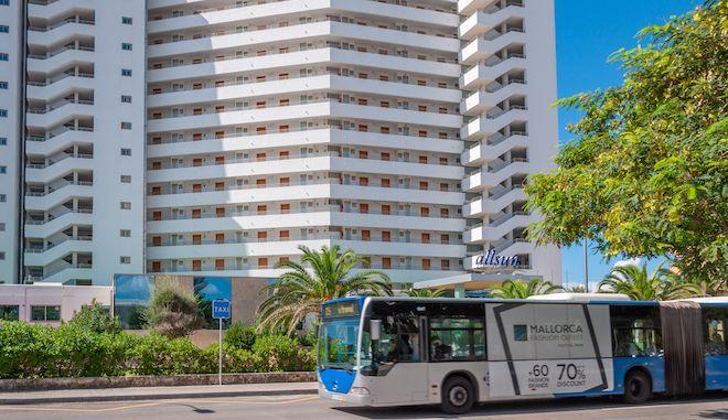 Ξενοδοχείο της Allsun στην Ισπανία