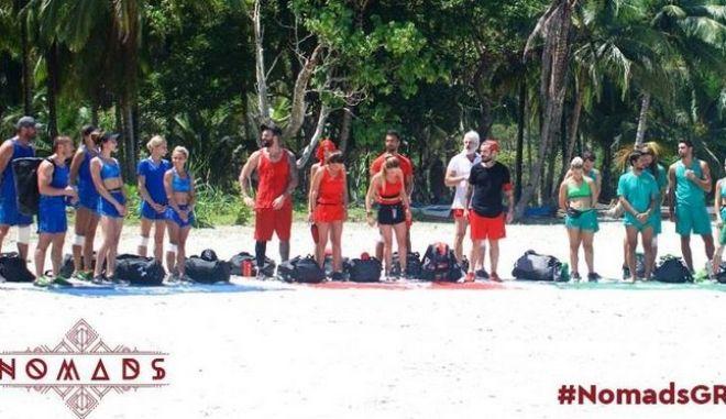 Nomads: Συμμαχία αθλητών - πολιτών για να 'φάνε' τους σελέμπριτι