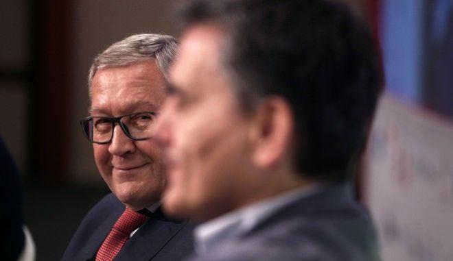 Τσακαλώτος: 'Δεν βιαζόμαστε να βγούμε στις αγορές. Θα είμαστε προσεκτικοί'