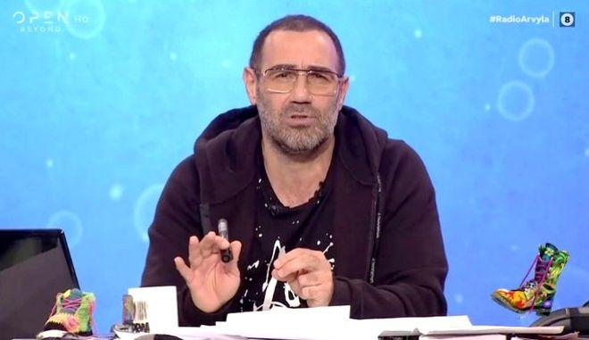 Το αιχμηρό σχόλιο του Αντώνη Κανάκη στο Ράδιο Αρβύλα για τον Αλέξη Κούγια