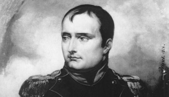 Ο Ναπολέων - Φωτογραφία αρχείου