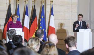 Μέρκελ: Η κυβερνητική σταθερότητα στη Γερμανία, απαραίτητη για το ευρωπαϊκό οικοδόμημα