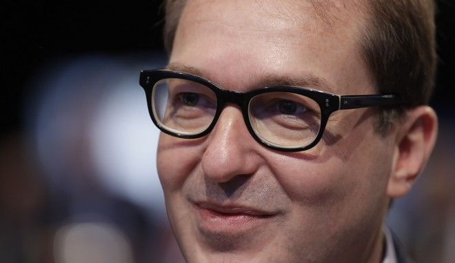 Ο επικεφαλής του Xριστιανοκοινωνικού κόμματος της Βαυαρίας (CSU), Αλεξάντερ Ντόμπριντ