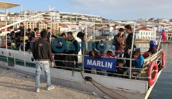 Προφυλακιστέοι ως δουλέμποροι οι Ουκρανοί που μετέφεραν μετανάστες από την Τουρκία