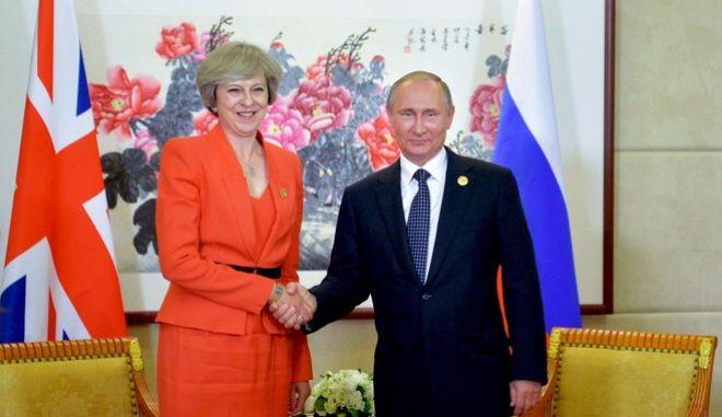 Στο 'κόκκινο' οι σχέσεις Βρετανίας - Ρωσίας για τη δηλητηρίαση του Ρώσου πράκτορα