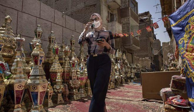 Γυναίκα στην Αίγυπτο