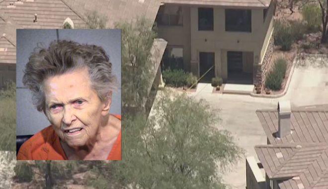 92χρονη πυροβόλησε και σκότωσε τον 72χρονο γιο της επειδή ήθελε να τη στείλει σε γηροκομείο