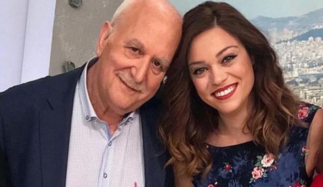 """""""Σπάει"""" τη σιωπή της η Μπάγια Αντωνοπούλου: Τι έγινε με τον Γιώργο Παπαδάκη"""