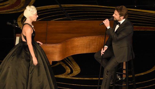 Lady Gaga και Bradley Cooper