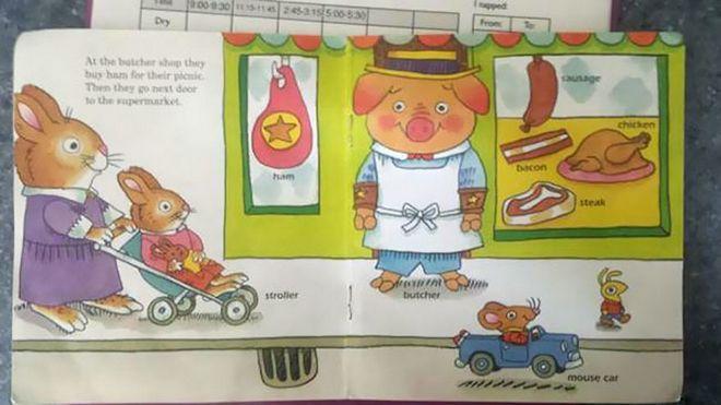 Τώρα σοβαρά; Είναι αυτά βιβλία για μικρά παιδιά;
