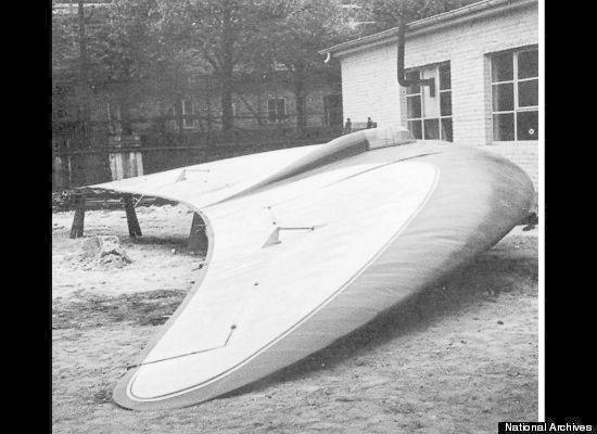 H UFO ιστορία της