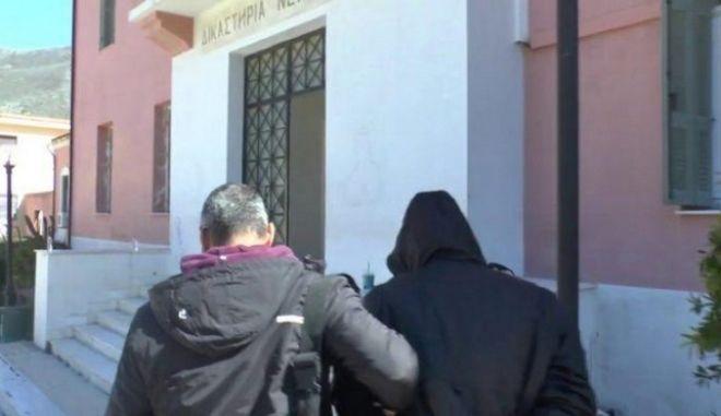 Έγκλημα στη Σητεία: Προφυλακίστηκε ο 36χρονος συζυγοκτόνος
