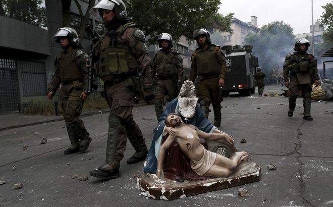 Αστυνομία στη Χιλή.