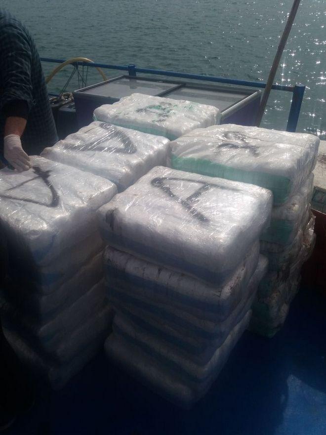 Κρήτη: Με πριόνια και τρυπάνια 'ξέθαψαν' δύο τόνους χασίς 'σοκολάτα'