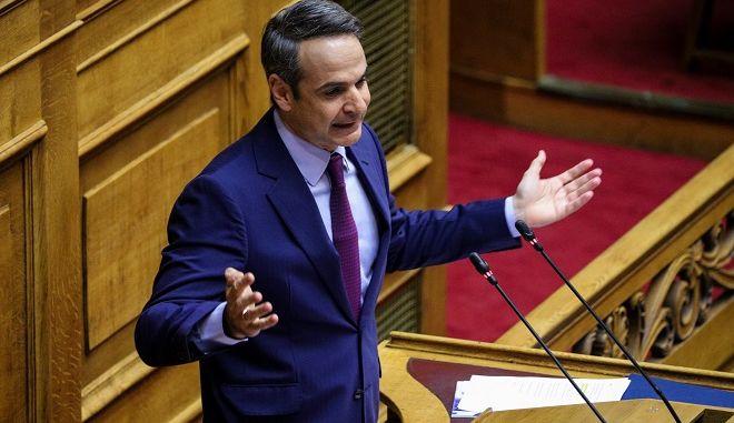 Συνέχιση της συζήτησης επί της προτάσεως του Πρωθυπουργού για παροχή ψήφου εμπιστοσύνης στην Κυβέρνηση, σύμφωνα με τα άρθρα 84 του Συντάγματος και 141 του Κανονισμού της Βουλής, την Παρασκευή 10 Μαΐου 2019.