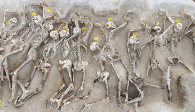 Δύο ελληνικά αρχαιολογικά ευρήματα στα σημαντικότερα της χρονιάς