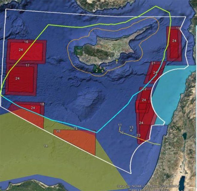 Σύννεφα στη Μεσόγειο: Η Ρωσία απαντά με 15 Notam και 7 Navtex