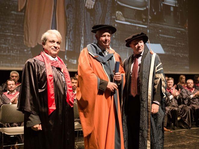 Η λαμπρή 45η τελετή αποφοίτησης του BCA College