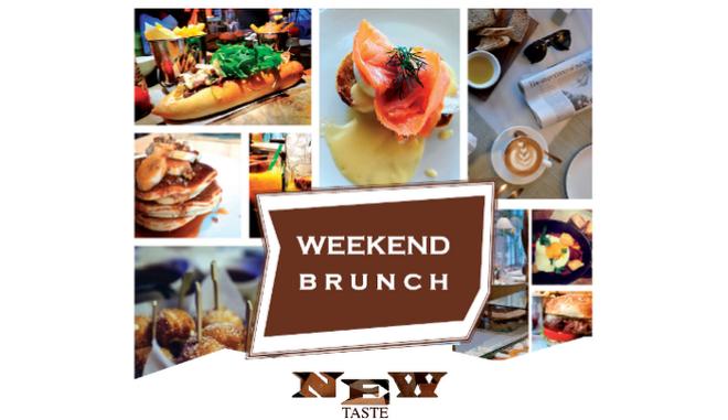 Weekend Brunch @NEW Hotel: Το πιο απολαυστικό brunch της Αθήνας