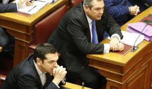 Ραντεβού Τσίπρα - Καμμένου με φόντο τη φημολογία για κυβερνητική κρίση
