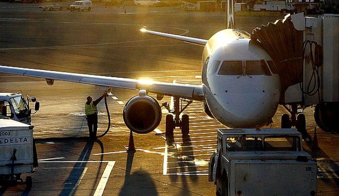 Αεροπλάνο της Delta Airlines