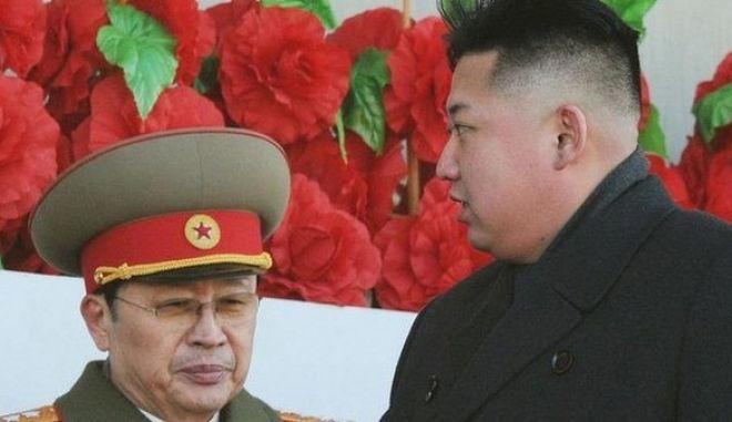 Εκτελέστηκε στη Βόρειο Κορέα ο θείος του ηγέτη της Κιμ Γιονκ Ουν