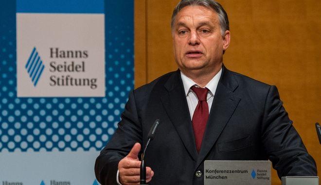 Ο πρωθυπουργός της Ουγγαρίας Βίκτορ Ορμπαν