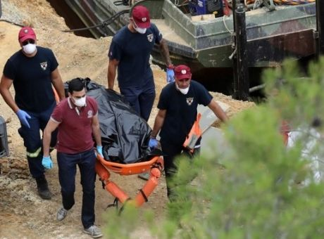 dad46a572d Serial killer Κύπρου  Εντοπίστηκε η τρίτη βαλίτσα στην Κόκκινη Λίμνη ...