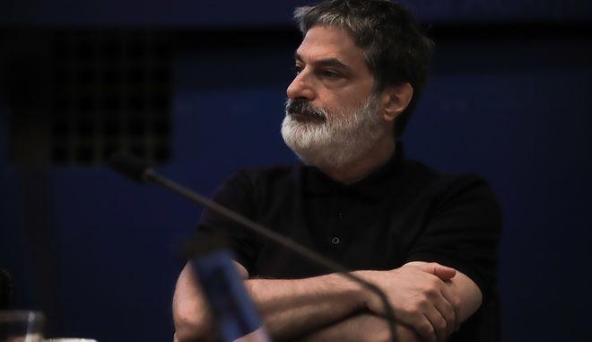 O Γιώργος Κουμεντάκης