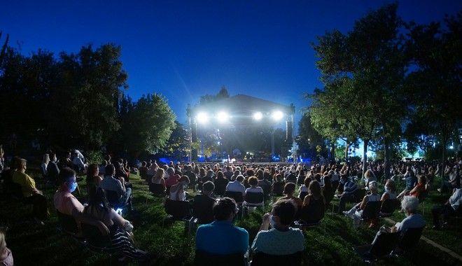 Οι συναυλίες στον Κήπο του Μεγάρου επιστρέφουν