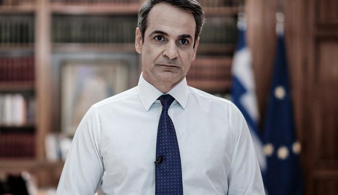 """Μητσοτάκης για Τεντόγλου: """"Μαζί του πέταξε όλη η Ελλάδα"""""""