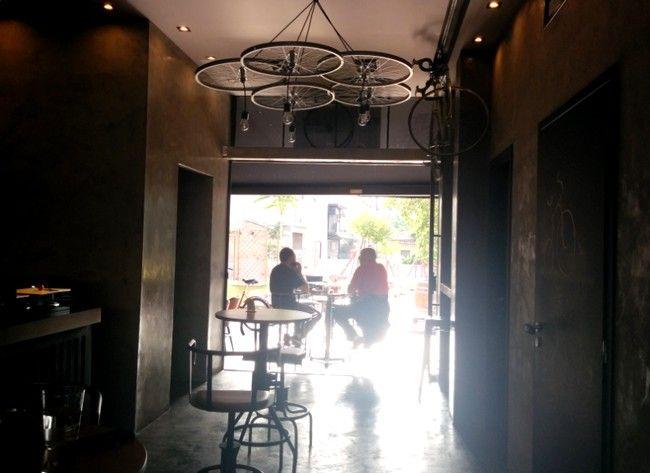 Καφές & σέρβις: Έχουμε πλέον και στην Ελλάδα cycle bar