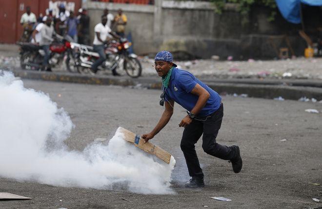 Ταραχές στην Αϊτή
