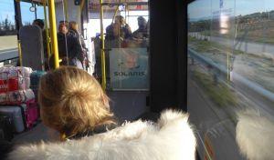Νέα λεωφορειακή γραμμή – 'ανάσα' για τους κατοίκους των Καλυβίων