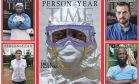 """Πρόσωπο της Χρονιάς οι """"Μαχητές του Έμπολα"""" σύμφωνα με το περιοδικό Time"""
