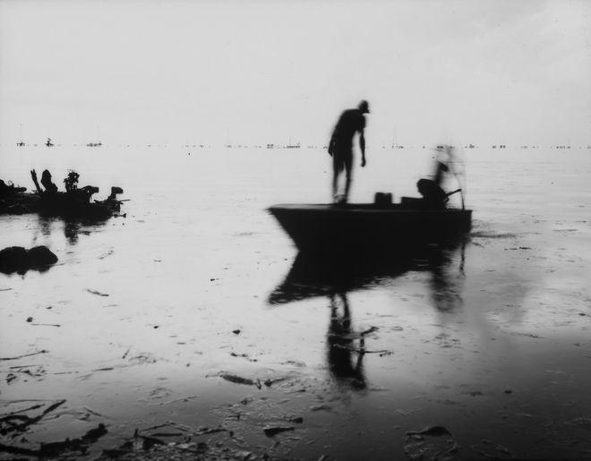 Αλιείς σε μολυσμένη θάλασσα, Cabima